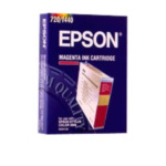 Epson C13S020126 Inktpatroon Magenta S020126 4053162269491