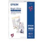 Epson C13S041749 Bright White Inkjet Paper - A4 - 500 Vellen 4053162330009