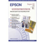 Epson C13S041352 WaterColor Paper - Radiant White, DIN A3+, 190g/m², 20 Vel 4053162339804