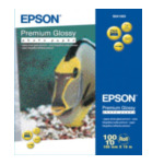 Epson C13S041303 Premium Glossy Photo Paper Roll, 100mm x 10m, 255g/m² papier voor inkjetprinter 10343819726