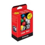 Lexmark 80D2951 Combopack nr. 32 / 33 inktcartridges 734646052467