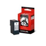 Lexmark 18Y0342E Nr. 42A standaard zwarte inktcartridge 734646046749
