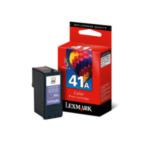 Lexmark 18Y0341E Nr. 41A standaard kleuren inktcartridge 734646963121