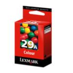 Lexmark 18C1529E Nr. 29A standaard kleuren inktcartridge 734646960724
