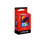 Lexmark 18C2100E Nr. 15A standaard kleuren inktcartridge 734646964661