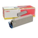 Oki 41515209 Yellow Toner Cartridge for C9200/C9400 tonercartridge Origineel Geel 5031713922308