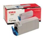 Oki 41304212 Black Toner Cartridge for C7200/7400 Zwart 5031713921806