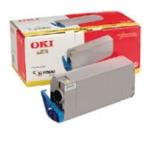 Oki 41304209 Yellow Toner Cartridge for C7200/C7400 Geel 503171392177