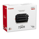 Canon 3481B002AA CRG-724H Lasertoner 6000pagina's Zwart 4960999664873