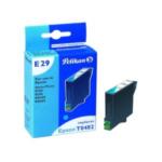 Pelikan 343895 E29 Cyaan inktcartridge 4018474343895