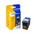 Pelikan 341495 H08 Cyaan, Magenta, Geel inktcartridge 401874341495