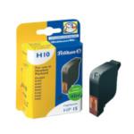 Pelikan 339294 Inkjet Cartridge H10 replaces HP 15, black, 42 ml Zwart inktcartridge 4018474339294