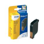 Pelikan 331724 H09 inktcartridge 1 stuk(s) Zwart 4018474331724