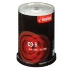 Imation I18648 100 x CD-R 700MB CD-R 700MB 100 stuksuk(s)