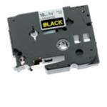Brother TZ-344 Tape gelamineerd 18mm 4977766052023