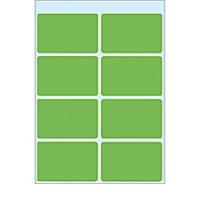 Herma Multi-purpose labels 26x40mm green 40 pcs. Groen 40stuk(s) etiket (3695)