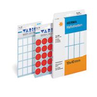 Herma Universele etiketten/Kleur punten ø 8mm wit voor handmatige opschriften 5632 St (2210)