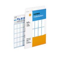 Herma Universele etiketten 52x82mm geel voor handmatige opschriften 128 St. (2491)