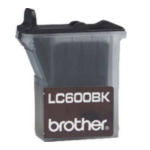 Brother LC-600BK LC600BK Zwart inktcartridge 4977766601641