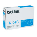 Brother TN-04C Tonercartridge cyaan 4977766618960