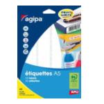 Agipa 14086 Universal-Etiketten, 56 x 34 mm, wit 3270241140866