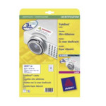 Avery L614120 L6141-20 Wit zelfklevendevend printerlabel printeretiket 4004182059869