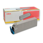 Oki 41963605 Yellow Toner Cartridge for C9300 C9500 Geel 5031713923534