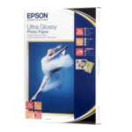 Epson C13S041943 Ultra Glossy Photo Paper - 10x15cm - 50 Vellen 4053162270008