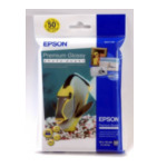Epson C13S041729 Premium Glossy Photo Paper, 100 x 150 mm, 255g/m², 50 Vel 10343603233