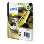 Epson C13T16244010 Singlepack Yellow 16 DURABrite Ultra Ink 8715946518800