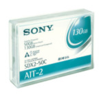 Sony SDX250CN Tape AIT-2 50/130GB Sony 5711045421433