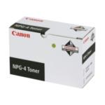 Canon 1375A002 NPG-4 Toner Origineel Zwart 1 stuk(s) 4960999850450