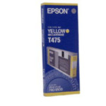 Epson C13T475011 inktpatroon Yellow T475011 220 ml 10343830363