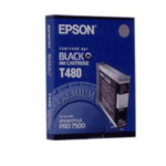 Epson C13T480011 inktpatroon Black T480011 10343830417