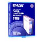 Epson C13T489011 inktpatroon kleur T489011 10343831261
