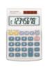 Sharp EL-250S calculator Pocket Basisrekenmachine Zilver