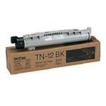 Brother TN-12BK TN-12BK Lasertoner 9000pagina's Zwart toners & lasercartridge 4977766611558
