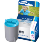 Samsung CLP-C300A/ELS C300A Toner Cyaan (rendement 1000 standaard pagina's) 635753725261