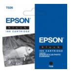 Epson C13T026401 Ink Cart Black 540sh f Stylus Photo 810 inktcartridge Origineel Zwart 8715946355146