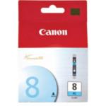 Canon 0624B001 CLI-8PC inktcartridge Original Foto cyaan 1 stuk(s) 496099927289
