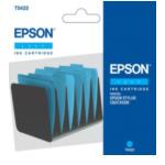 Epson C13T042240 Files Ink Cartridge Cyan f Stylus Photo C82 Origineel 5705965815502