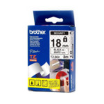 Brother TZ-SE4 TZ-SE4 labelprinter-tape Zwart op wit 4977766054027