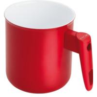 Pedrini Melkwarmer Red (PEC029)