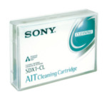 Sony SDX1CLN 8mm ait cleaning tape 7612392218692