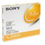 Sony EDM5200N EDM5200 magneto optical-schijf 4901780479207