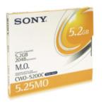 Sony CWO5200N CWO5200 magneto optical-schijf 0027242533028