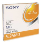 Sony EDM4100N EDM4100 magneto optical-schijf 0027242532878