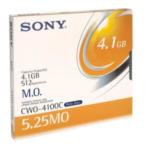 Sony CWO4100N CWO4100 magneto optical-schijf 27242532960