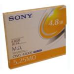 Sony CWO4800N CWO4800 magneto optical-schijf 27242532991