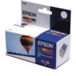 Epson C13T020401 Hot Air Balloon Ink Cart 3c 300sh f Stylus Color 880 Origineel 8715946106489